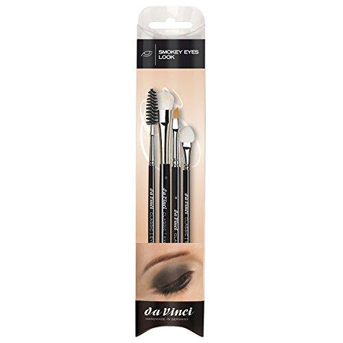 Da Vinci Pinselset Kosmetik Blender Pinsel Set Smokey Eyes Set