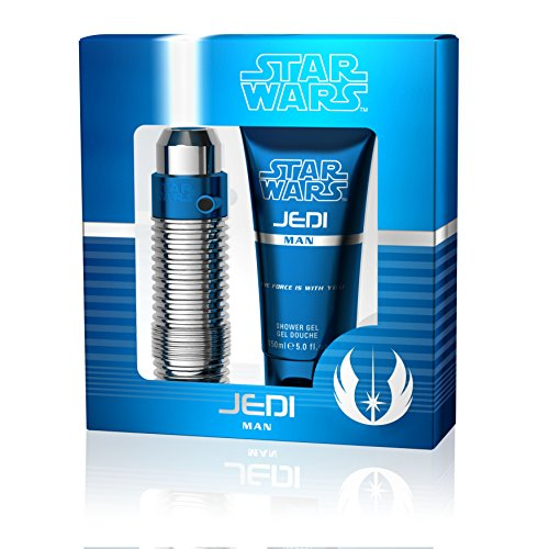 star wars jedi eau de parfum 60 ml gel douche150 ml. Black Bedroom Furniture Sets. Home Design Ideas